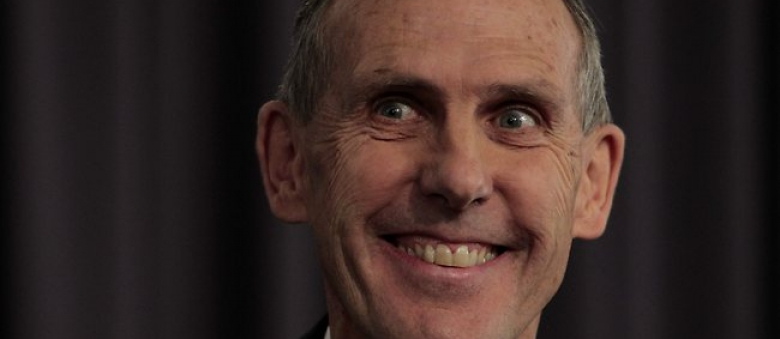 What is Bob Brown Hiding?